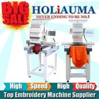 Buy cheap HO1501 best sell one head second hand embroidery machine similar to tajima embroidery machine product