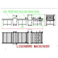 China Foam Board Automatic Hot Stamping Machine For Glass 40~1280mm Working Width on sale