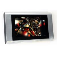 China Heavy Duty Wall Mount Touch Panel With RJ45 WIFI 802.11b/G/N , No Camera on sale