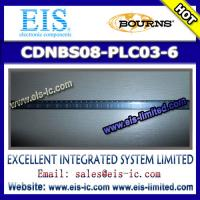 Buy cheap CDNBS08-PLC03-6 - Bourns - Steering Diode/TVS Array Combo product