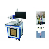 Buy cheap Desktop Laser Cutting Machine,Industrial Marking Equipment Blue Color LB - MC10 from wholesalers