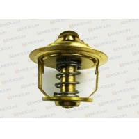 Buy cheap 6004216120 6D105 4D95 6D95 Excavator Engine Parts Water Thermostat 600-421-6120 product