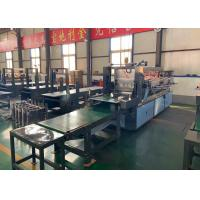 Buy cheap 900 X 500 - 6N Model Automatic Corrugated Clapboard Assembler  Machine / Cardboard Packaging product