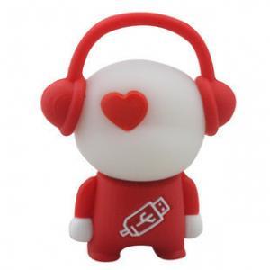Buy cheap Novelty usb flash drives cartoon music boy shaped usb pen drive gifts avaliable product