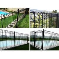 Buy cheap Brc Galvanised Steel Mesh Fence Panels, Heavy Gauge Welded Wire Fence Panels product