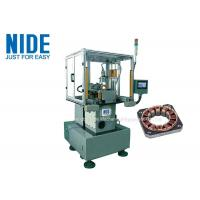 Buy cheap HMI brushless dc electric motor stator automatic winding machine with Three Nozzle Needle winding technology product