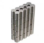 Buy cheap Neodymium Magnets Cylinder shape Permanent Neodymium Magnets By Strong Neodymium Iron Boron product