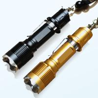 Buy cheap CREE Q5 18650 Rechargeable 350Lms 3 Modes High Brightness Led Flashlight/Torch product