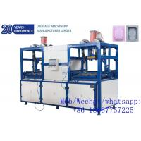 China High quality, High capacity,PC+ABS Luggage vacuum plastic vacuum forming machine on sale