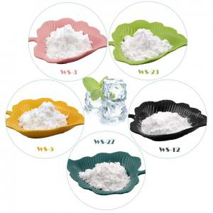 Buy cheap HACCP Mint Flavors WS-3 Powdered Cooling Agent For Beer product