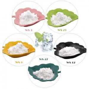 Buy cheap Menthol Derivatives Food Grade Cooler CAS 68489-14-5 Ws-5 Koolada product