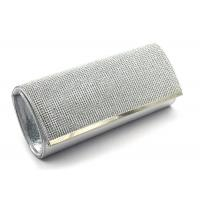 Evening Clear Small Clutch Bag , Private Label Fashionable Leather Clutch Purse
