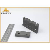 Buy cheap Mechanical Blade Carbide Razor Blades For Slitting PP/PE/PET/BOPP product