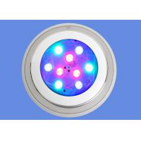 Buy cheap RGB 9W Underwater Led Lights Swimming Pool IP68 Wall Mounted Focos LED Pool Lamp 12V product