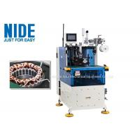 Buy cheap Servo system control two twin needle lacing automatic stator lacer machine product