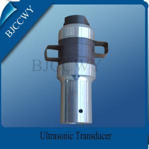 Buy cheap Transductor ultrasónico del poder más elevado de la soldadora, transductor ultrasónico de la frecuencia multi product