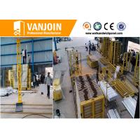 Buy cheap Vanjoin Manufacturer Provided Interior And Exterior Wall Panel Machine Automatic from wholesalers