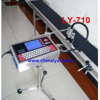 Quality Ly-710 Serial Number Stamping Machine and Character Inject/industrial printing machine for sale