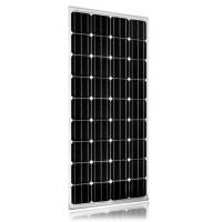 Buy cheap Mono Photovoltaic Home Roof Solar Panels Black / Deep Blue Color , 1470*670*35mm product