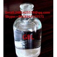 Buy cheap Raw Pharmaceutical Materials Safe Organic Solvents Colourless Liquid Gamma - Butyrolactone GBL CAS 96-48-0 product