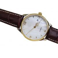 China Custom Logo Automatic Wrist Watch , Stainless Steel  White Face Automatic Watch on sale