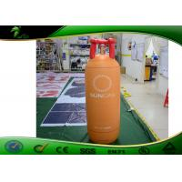 Buy cheap Giant Liquefied Gas Tank Shaped Helium Advertising Balloons With Air Blower product