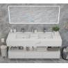 Buy cheap Wear Resistant Polished Bathroom Vanity Countertops from wholesalers