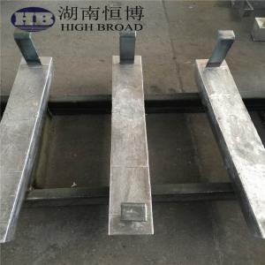 Buy cheap protección catódica de la pulsera del ánodo del ánodo del proveedor sacrificatorio de aluminio caliente de China product