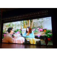 Buy cheap Video Screen Rental Transparent P3 Indoor LED Advertising Display Board 576mm×576mm Cabinet product