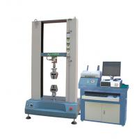 Buy cheap 100KN Universal Tensile Machine , CZ - 8000A Tensile Strength Testing Machine product