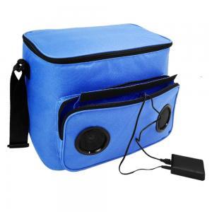 Buy cheap Aluminium foil picnic cooler bag custom cooler compartment speaker product