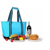 Buy cheap Foldable Soft Insulated Cooler Tote With PEVA Lining Custom Color Acceptable product
