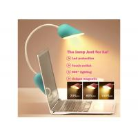 Buy cheap Green Touch Control Led Battery Operated Book Light Heart For Hands Free Reading product
