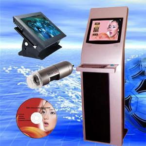 Buy cheap 15,1 pouces screeen la machine d'analyseur de peau pour l'essai d'âge de clinique de beauté multifonctionnel product