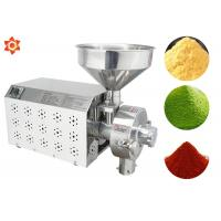 Buy cheap 1.8 KW Automatic Food Processing Machines Wheat Flour Mill Machinery product