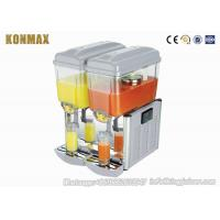 Buy cheap High Performance 9L×2 Commercial Beverage Dispenser / Mixing Dispenser For Drinks product