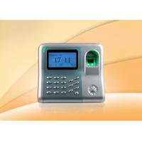Buy cheap Desktop Fingerprint Time Attendance System With USB Charge biometric attendance machine product