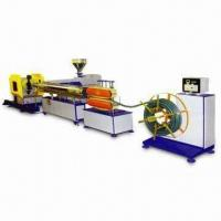 China Plastic Processing Machine, Made of PVC, Extrusion Resistance, Corrosion Resistance on sale