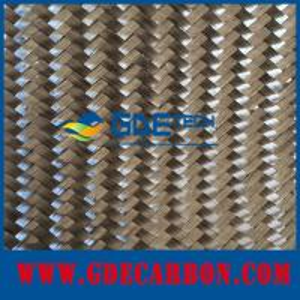 tela do aquecimento da fibra do carbono