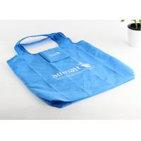 Buy cheap Bulk Foldable Cloth Fabric Grocery Tote Bags Durable Light Weight Ripstop product