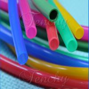 Colored Soft Flexible Silicone Tubing 0.5-100mm OD Range FDA LFGB Approved