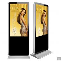 Buy cheap Standee LCD Advertising Display Wifi Digital Signage Horizontal Screens Android from wholesalers