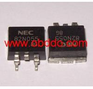 NEC 82N055の自動破片IC