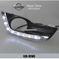 China Nissan Teana DRL LED Daytime Running Lights automotive led light reviews on sale