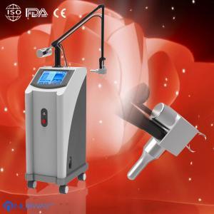 Buy cheap peau en verre de tuyau de 40W 10600nm reblanchissant la clinique partielle de machine de laser de CO2 product