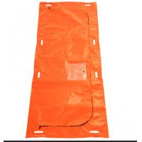Buy cheap 100-200kg Biodegradable Funeral Body Bag , Dead Body Bags with 4 Handles product