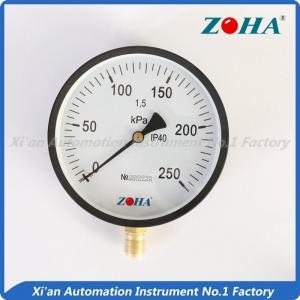 industrial air pressure gauge