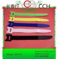 China Die-cut Velcro Cable Strap on sale