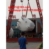 Buy cheap 40FT Container Load 16MnDR 10M3 Vertical Vacuum LCO2 Storage Tank product