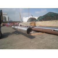 Buy cheap Hot Rolled Seamless Carbon Steel Pipe , Round Steel TubingMTC Certificated product